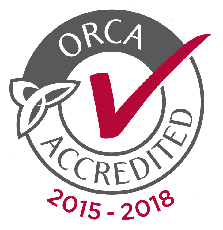 ORCA accredited retirement living homes