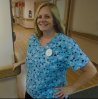 Friendly PSW named Employee of the Month