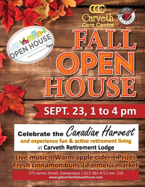 Fall Open House at CCC 2018