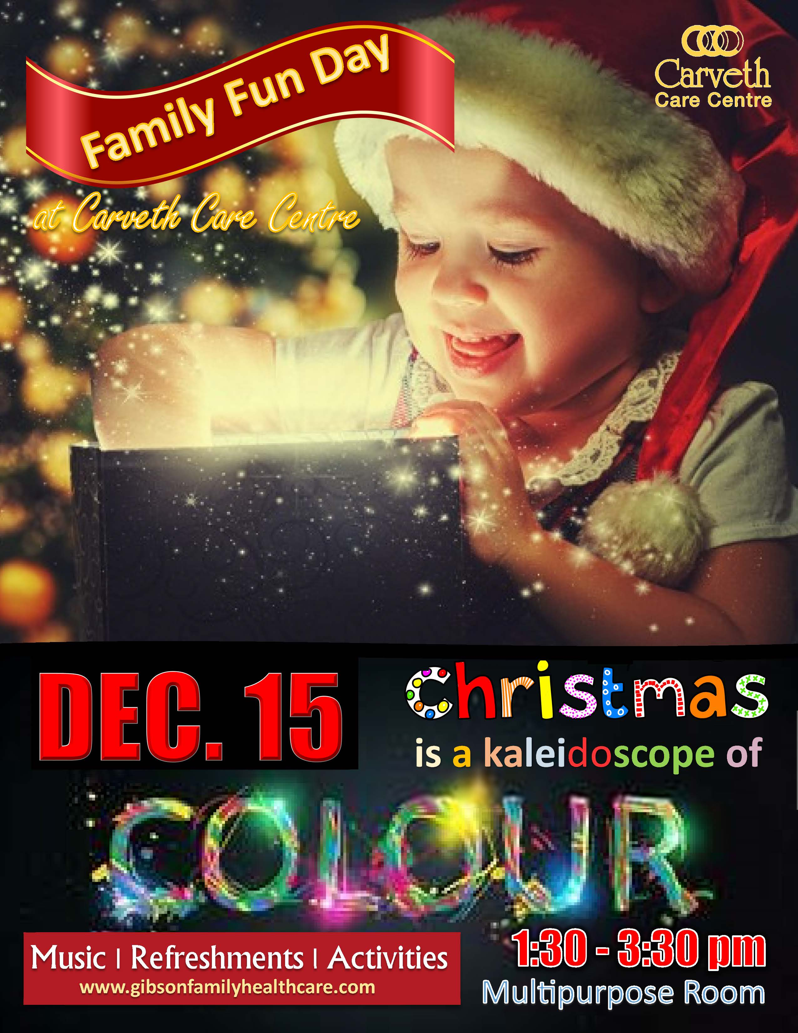 Family Fun Day CHRISTMAS CCC 2018 3
