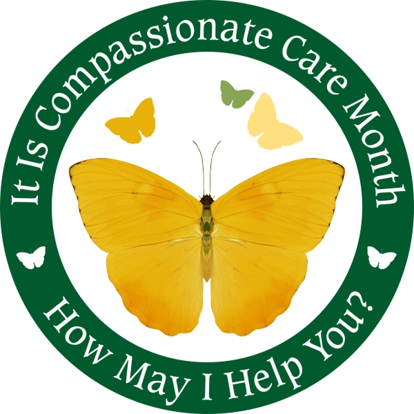 GFB Compassional Care Month Button