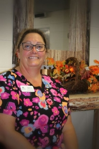 Residential Aide wins workplace award