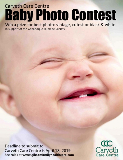Baby Photo Contest at Carveth Care Centre