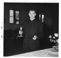 Town and country priest celebrates 60 years ordained
