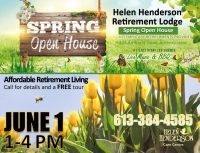 Home opens doors for Spring Open House