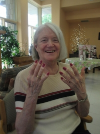 Home celebrates Seniors' Month with Spa Day