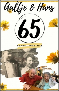 Celebrating 65 years of love